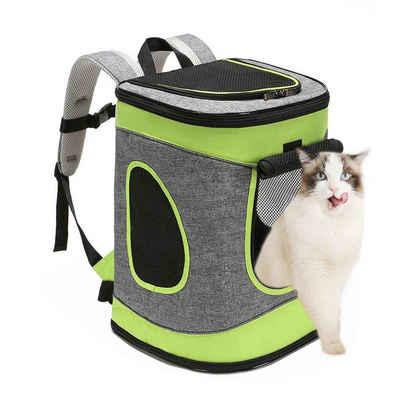 Abistab Pets Tiertransporttasche »Rucksack für Katze und Kleine Hunde«