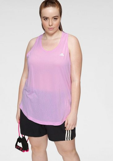 adidas Performance Funktionstop »DESIGNED TO MOVE DANCE TANK TOP (PLUS SIZE)«