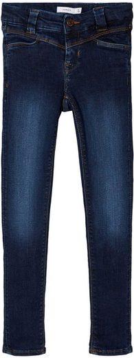 Name It Stretch-Jeans »NKFPOLLY« mit modischem Bundeinsatz