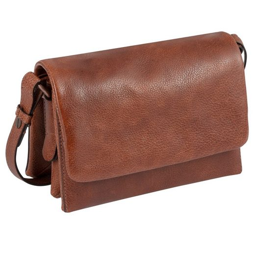 camel active Mini Bag, aus Leder im kleinen Format