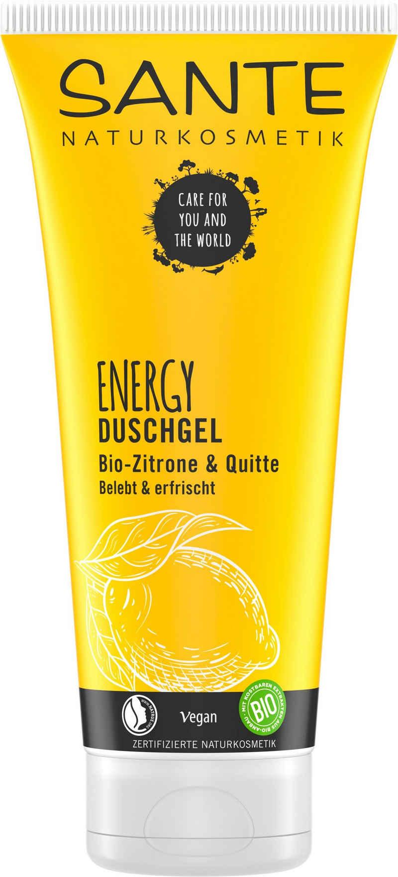 SANTE Duschgel »ENERGY«