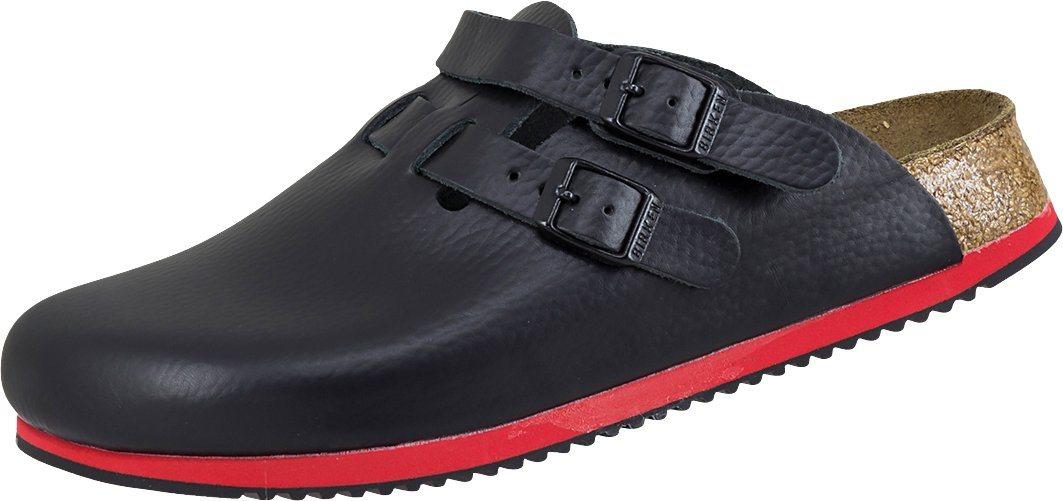 Clogs - Birkenstock »KAY SL« Clog Leder › schwarz  - Onlineshop OTTO