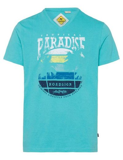 ROADSIGN australia T-Shirt »Tropical Paradise« mit sommerlichem Print