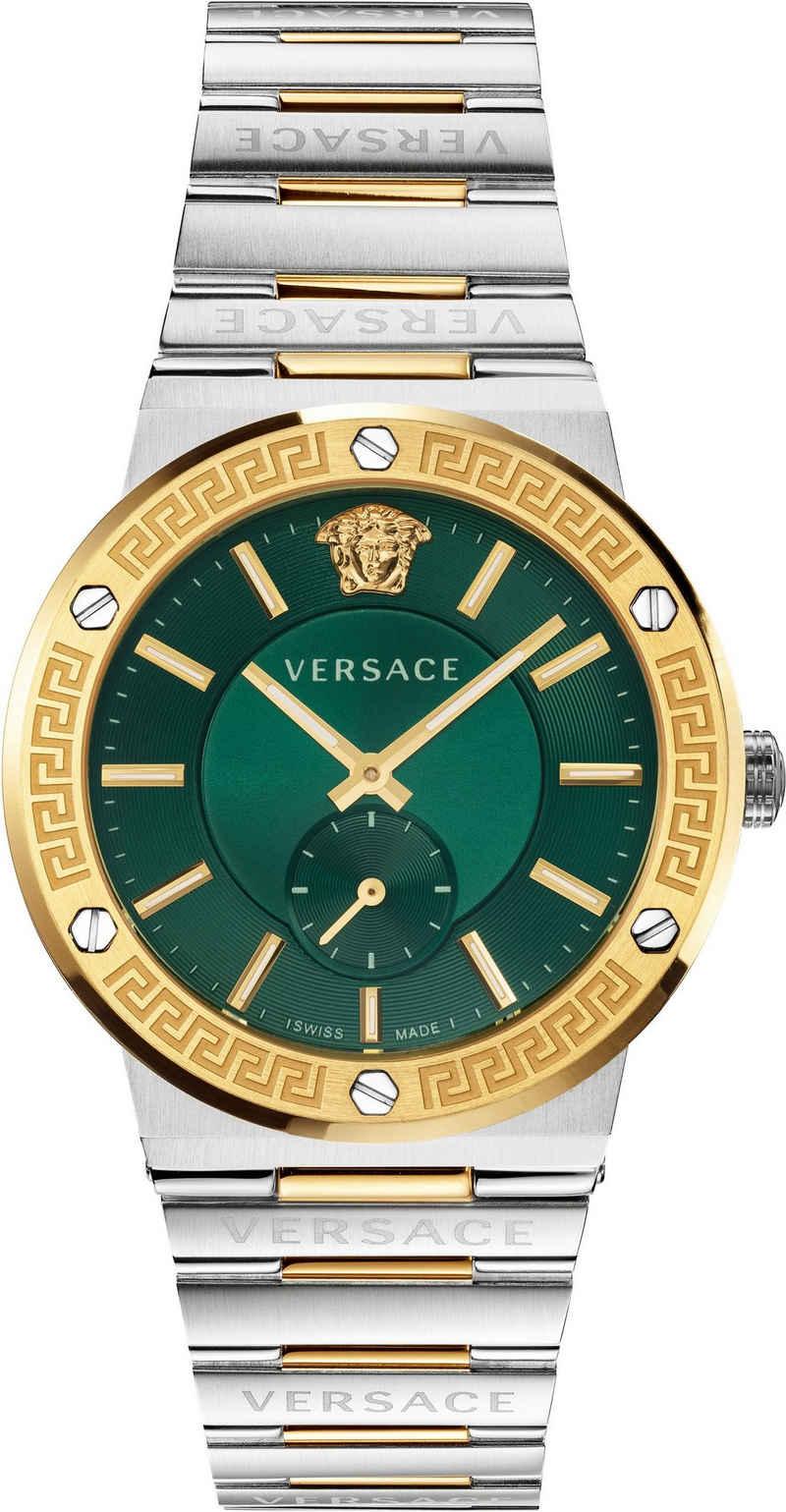 Versace Schweizer Uhr »Greca Logo, VEVI00420«