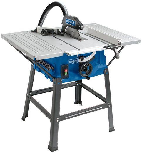 Scheppach Tischkreissäge »HS 100S«, 230 V, 250 mm