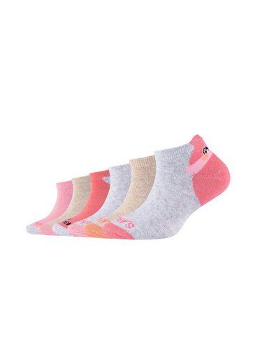 Skechers Socken (6-Paar) im praktischen 6er-Pack