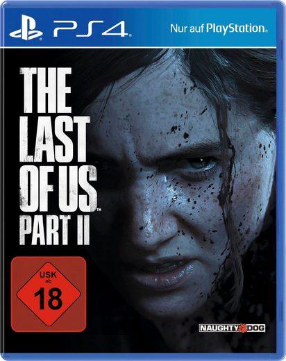 Last of Us Part II PlayStation 4