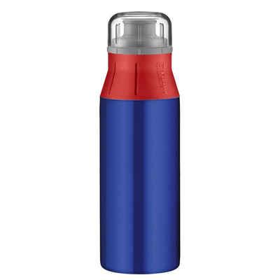 Alfi Trinkflasche »elementBottle Pure Blau+Rot matt 600 ml«