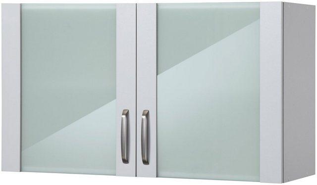 Küchenschränke - wiho Küchen Glashängeschrank »Michigan«  - Onlineshop OTTO