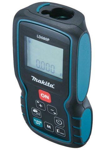 Makita Entfernungsmesser »LD080P« Messbereich...