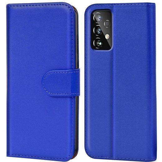 CoolGadget Handyhülle »Book Case Handy Tasche« für Samsung Galaxy A52, A52s 5G 6,5 Zoll, Hülle Klapphülle Flip Cover für Samsung A52 5G und 4G Schutzhülle
