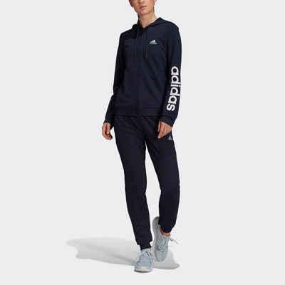 adidas Performance Trainingsanzug »ESSENTIALS TRACKSUIT«