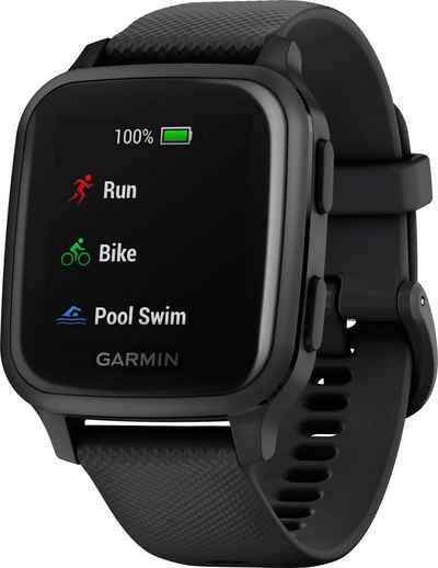 Garmin VENU SQ Music Smartwatch (3,3 cm/1,3 Zoll)