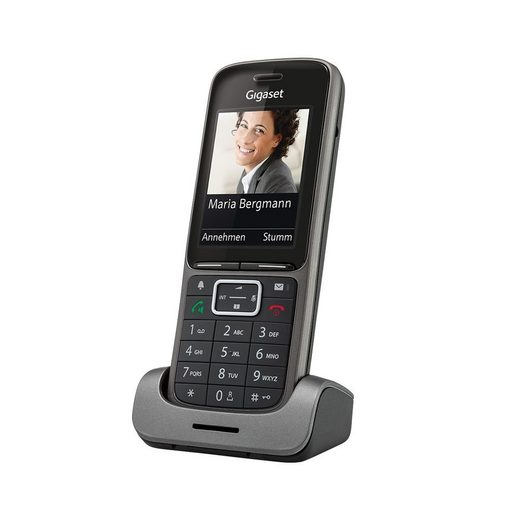 Gigaset »Gigaset Connect HX« Schnurloses DECT-Telefon