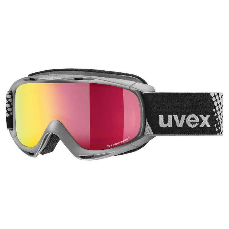 Uvex Skibrille »slider FM Unisex Kinder«