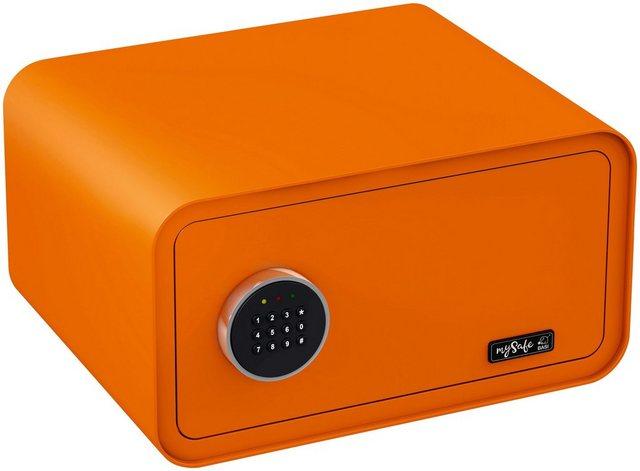BASI Tresor »mySafe 430«, mit Zahlencode