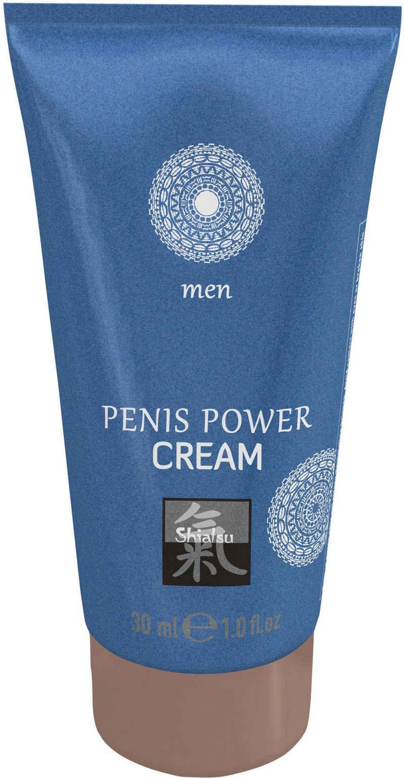 Shiatsu Intimcreme, Penis Power Cream