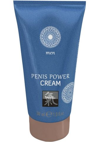 Shiatsu Intimcreme Penis Power Cream