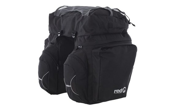 Red Cycling Products Fahrradtasche »Touring Set«