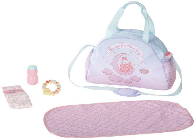 Wickelmöbel und Zubehör - Baby Annabell Puppen Wickeltasche  - Onlineshop OTTO