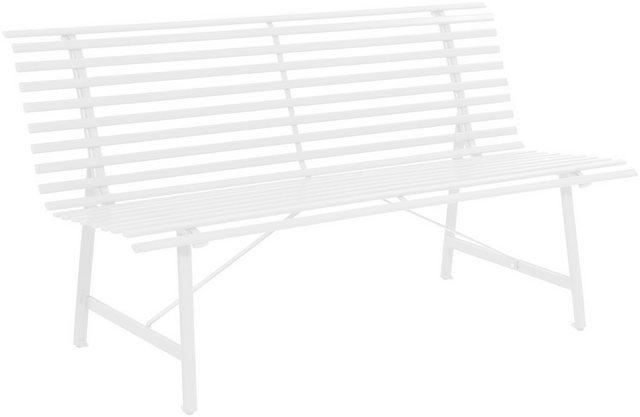 LECO Stahlgartenbank Beite 150 cm