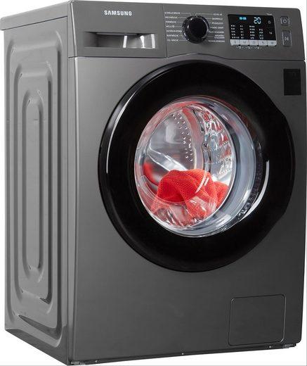 Samsung Waschmaschine WW5000T INOX WW70TA049AX, 7 kg, 1400 U/min
