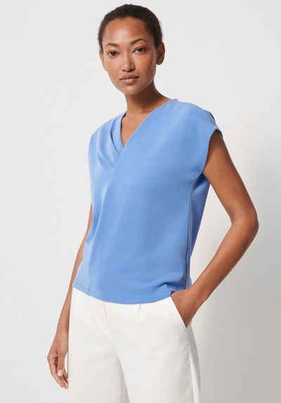 someday Sweatshirt »Utriva« mit besonderem V-Ausschnitt