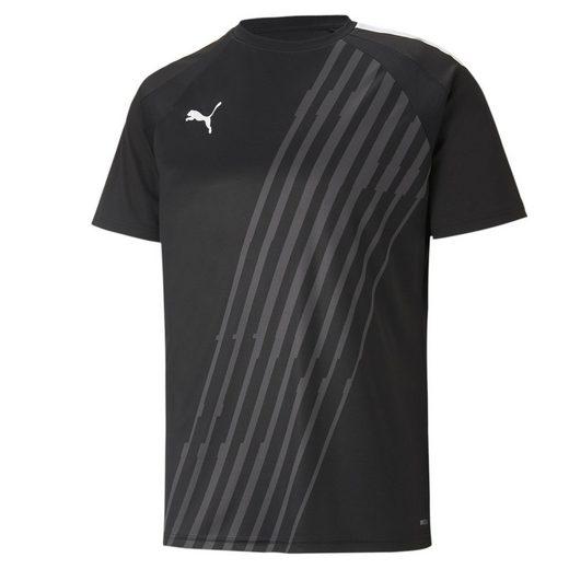 PUMA T-Shirt »teamLIGA Graphic Herren Fußballtrikot«
