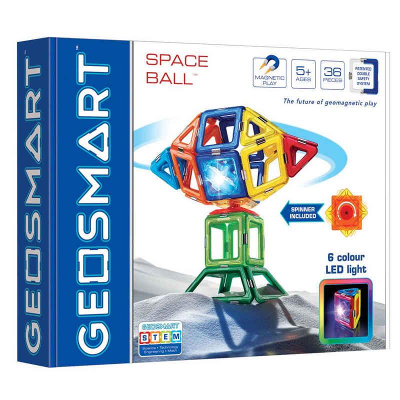 Smart Games Magnetspielbausteine »Geosmart Space Ball«, (36 St)