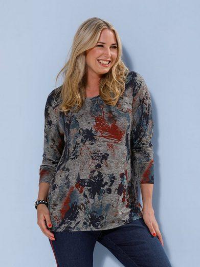MIAMODA Pullover aus weicher Feinstrick-Qualität