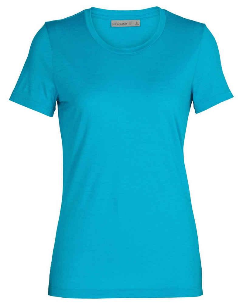 Icebreaker T-Shirt »Damen Outdoor-Shirt MERINO TECH LITE II S/S TEE«