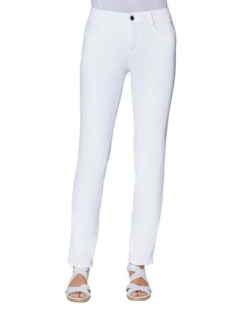 Hosen - ascari Slim fit Jeans › weiß  - Onlineshop OTTO