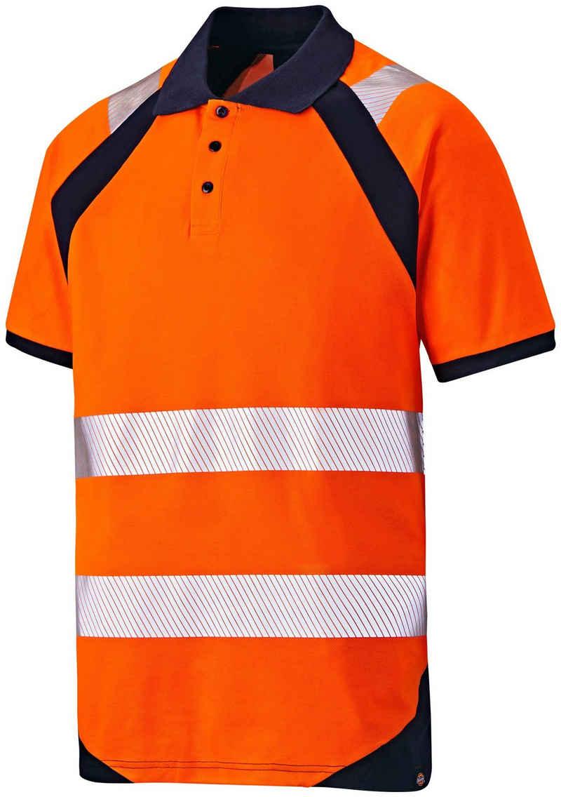 Dickies Warnschutz-Shirt »Hi-Vis« Polo-Shirt