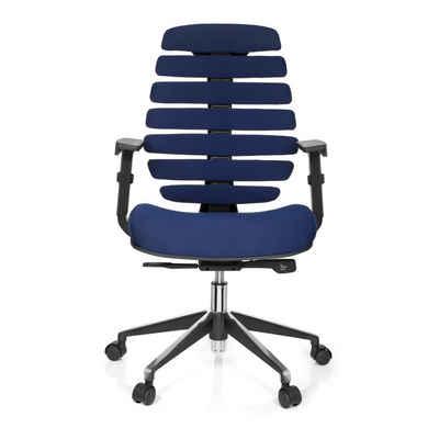 hjh OFFICE Drehstuhl »hjh OFFICE Profi Bürostuhl ERGO LINE II Büro-Stuhl«