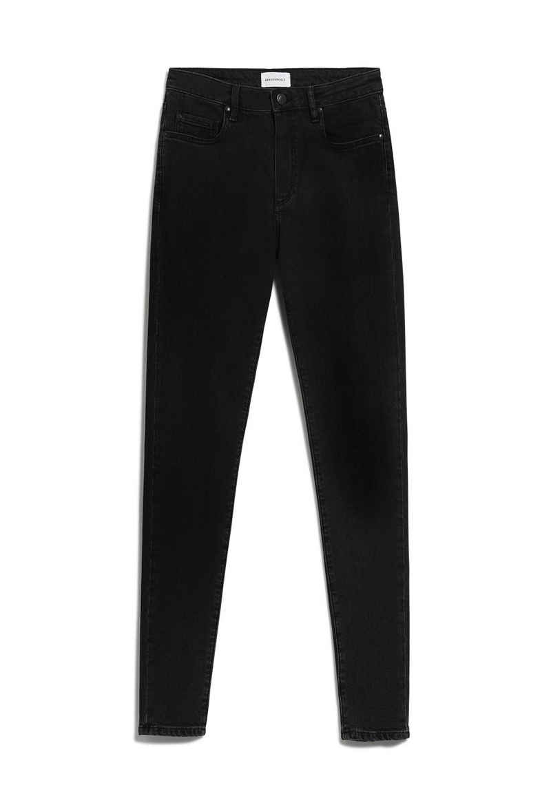 Armedangels Slim-fit-Jeans »TILLAA X STRETCH Damen Skinny Fit Mid Waist« (1-tlg) Besonders elastisch