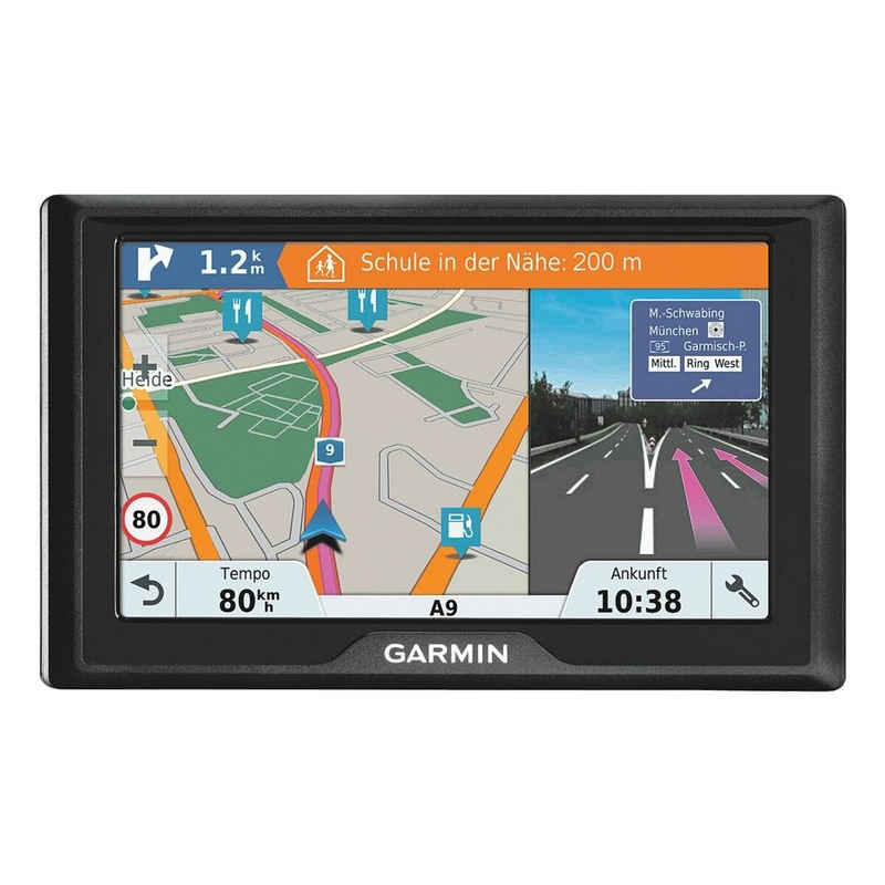 Garmin »Drive 51 LMT-S EU« Navigationsgerät (Europa (46 Länder), im Hoch- und Querformat bedienbar)