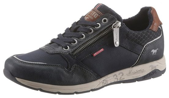 Mustang Shoes Sneaker im Materialmix