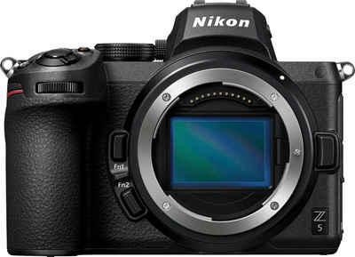 Nikon »Z 5« Systemkamera-Body (24,3 MP, Bluetooth, WLAN (WiFi)