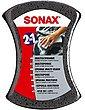 Sonax Reinigungsschwamm »Sonax 2in1 Multi-Schwamm Auto-Schwamm Auto-Wäsche Reinigung Pflege Insekten«, 1 tlg., saugstark, zwei unterschiedliche Anwendungsseiten, entfernt hartnäckige Verschmutzungen, Bild 2