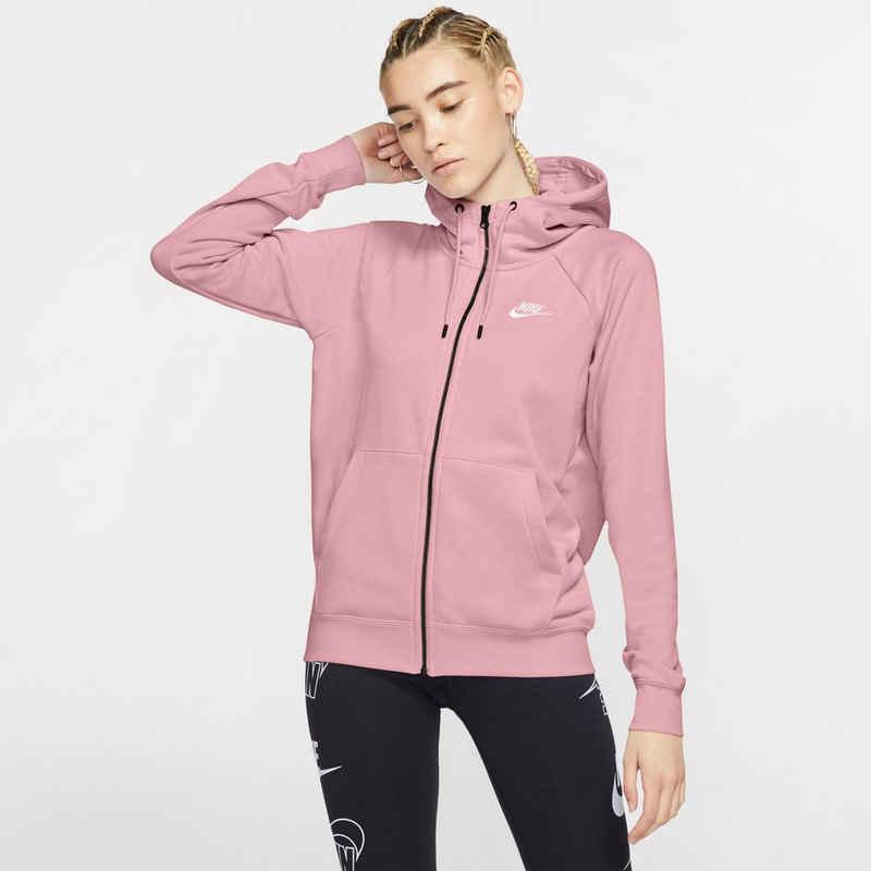 Nike Sportswear Kapuzensweatjacke »W NSW ESSNTL HOODIE FZ FLC«