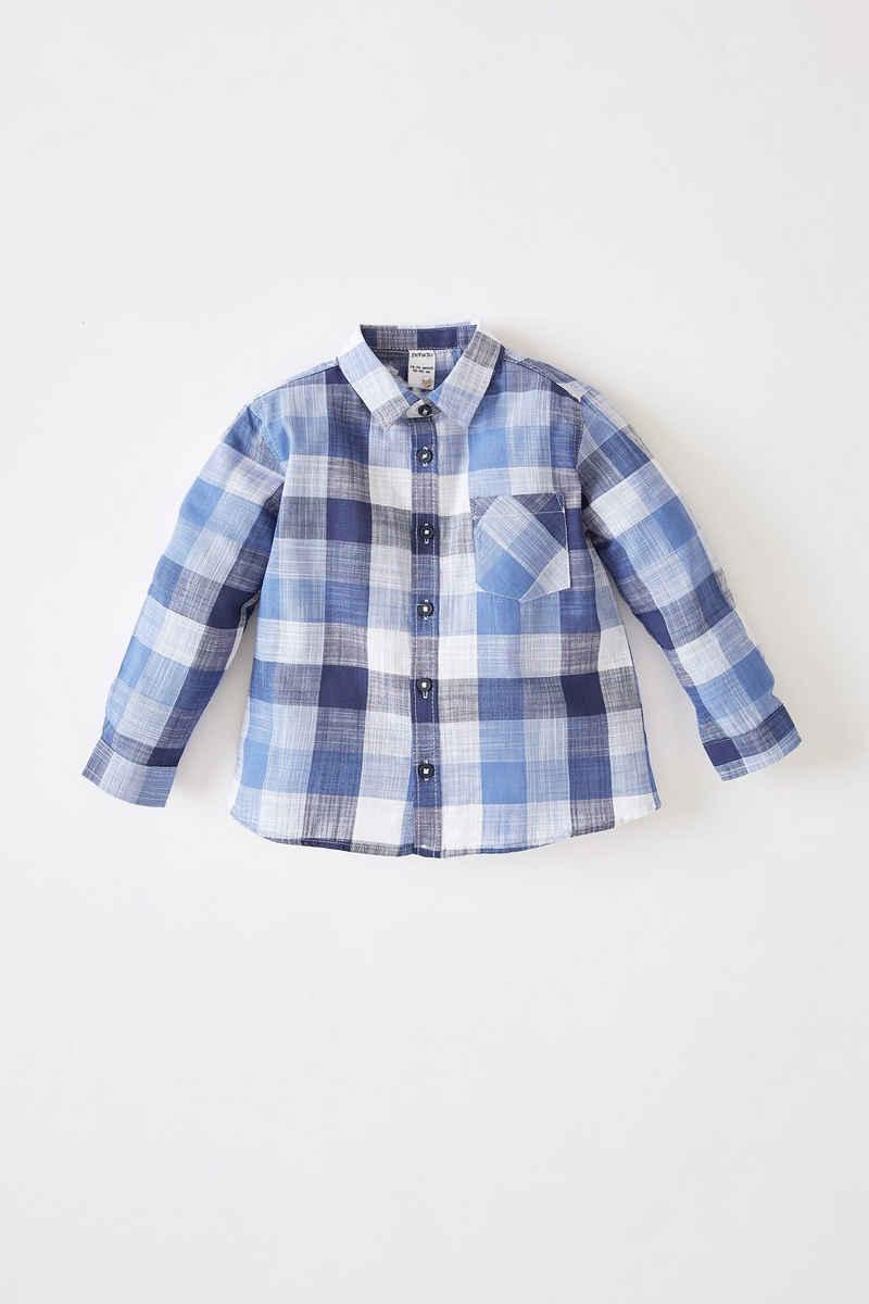DeFacto Hemd »BabyBoy Hemd REGULAR FIT«