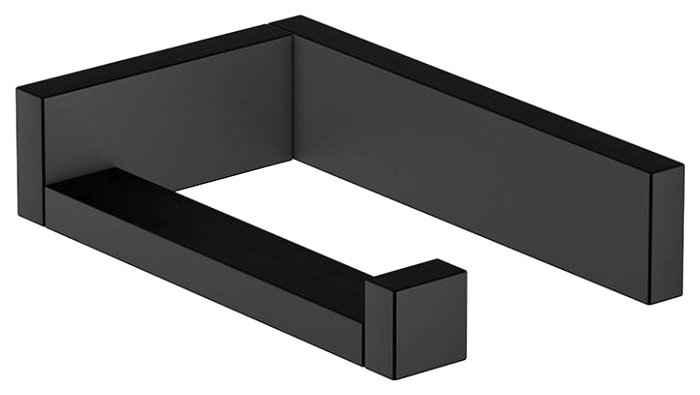 Steinberg Toilettenpapierhalter »Papierhalter matt schwarz Serie 460«, aus Messing Matt Schwarz