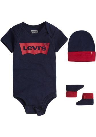 Levi's Kidswear Neugeborenen-Geschenkset (Set 3-tlg) s...