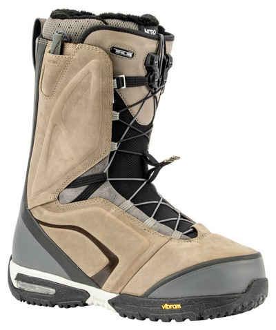 """NITRO »Herren Snowboardschuhe """"El Mejor TLS Boots""""« Snowboardboots"""