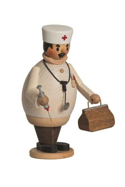 Kuhnert Räuchermännchen »33129, Max als Arzt«, Made in Germany