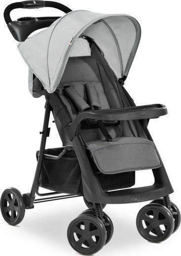Hauck Kinder-Buggy »Shopper Neo II, grey«, mit schwenk- und feststellbaren Vorderrädern; Kinderwagen, Buggy, Sportwagen, Sportbuggy, Kinderbuggy, Sport-Kinderwagen