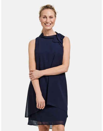 GERRY WEBER Midikleid »Kleid mit Schluppe«