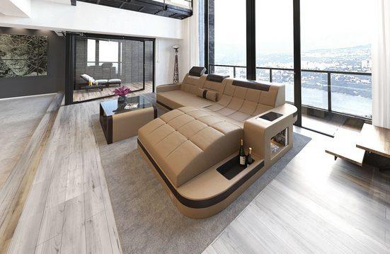 Sofa Dreams Sofa »Wave«, L Form
