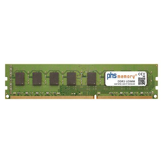 PHS-memory »RAM für Gigabyte GA-C1007UN-D (rev. 1.0)« Arbeitsspeicher