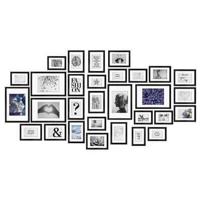 bomoe Bilderrahmen »Emotion«, 30tlg Set